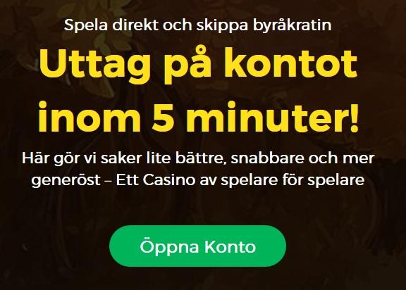 Spill med mobil faktura på Casino Cup!