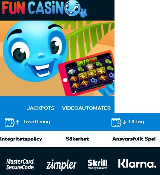 Fordelene of casino on budsjett 2