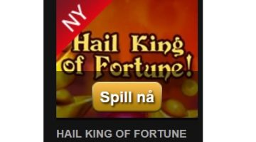Spilleautomat Hail King of Fortune!