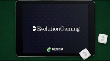 Evolution Gaming Live casino og Betzest Casino!