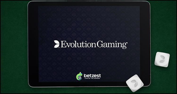 Evolution Gaming Live casino og Betzest Casino!